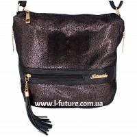 Женская сумка 839-2 Цвет Коричневый