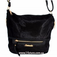 Женская сумка 841-2 Цвет Чёрный