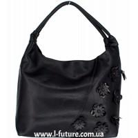 Женская сумка Арт. 1712  Цвет Чёрный