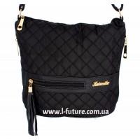 Женская сумка 839-3 Цвет Чёрный
