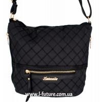 Женская сумка 841-3 Цвет Чёрный