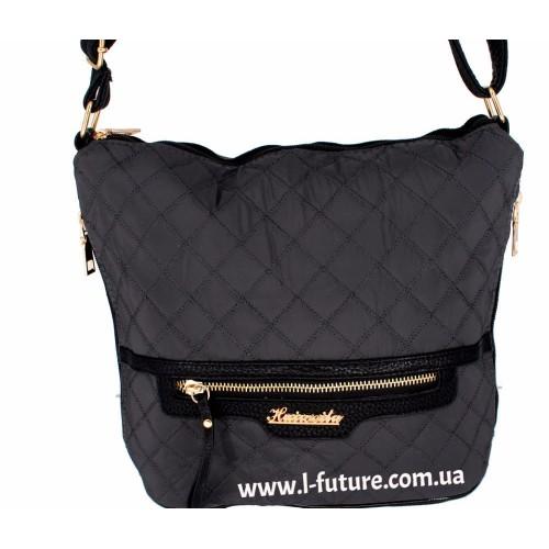 Женская сумка 841-3 Цвет Серый