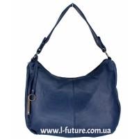 Женская сумка Арт. 624  Цвет Синий
