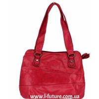 Женская Сумка Арт. 9801 Цвет Красный