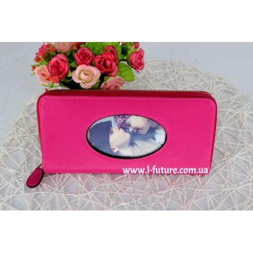 Кошелёк Арт. HSC 5732L  Цвет Розовый