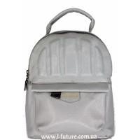 Женская сумка-рюкзак Арт. 8080  Цвет Серый