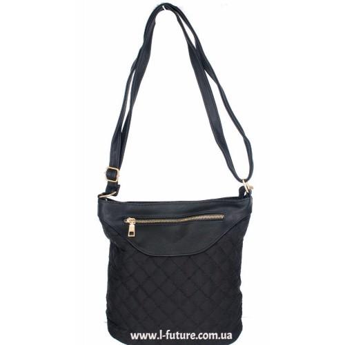 Женская сумка  901 Цвет Чёрный