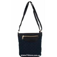 Женская сумка  901 Цвет Синий