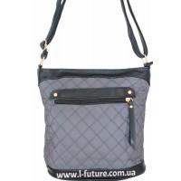 Женская сумка  900 Цвет Серый