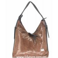 Женская сумка Арт. 1692 Цвет Коричневый