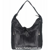 Женская сумка Арт. 1798 Цвет Чёрный