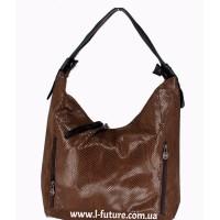 Женская сумка Арт. 1798 Цвет Коричневый