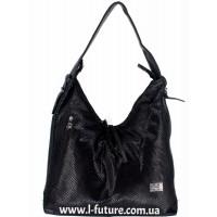 Женская сумка Арт. 1768 Цвет Чёрный
