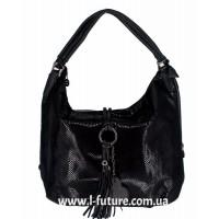 Женская сумка Арт. 1810 Цвет Чёрный