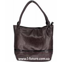 Женская сумка Арт. F-925 Цвет Коричневый