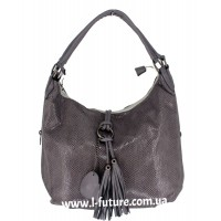 Женская сумка Арт. 1810 Цвет Серый