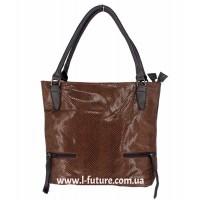 Женская сумка Арт. 1821 Цвет Коричневый