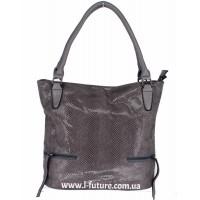 Женская сумка Арт. 1821 Цвет Серый