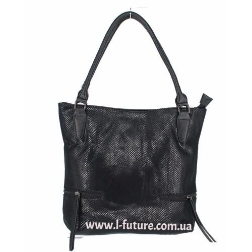Женская сумка Арт. 1821 Цвет Чёрный