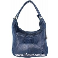 Женская сумка Арт. 1811 Цвет Синий