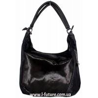 Женская сумка Арт. 1811 Цвет Чёрный