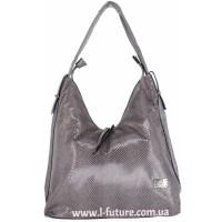Женская сумка Арт. 1690 Цвет Серый