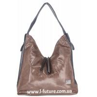 Женская сумка Арт. 1690 Цвет Коричневый