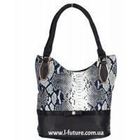 Женская сумка Арт. 1626  Цвет Чёрный