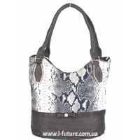 Женская сумка Арт. 1626  Цвет Коричневый