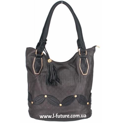Женская сумка Арт. 1624  Цвет Коричневый