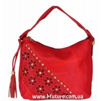 Женская сумка Арт. 1620  Цвет Красный