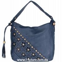 Женская сумка Арт. 1620  Цвет Синий