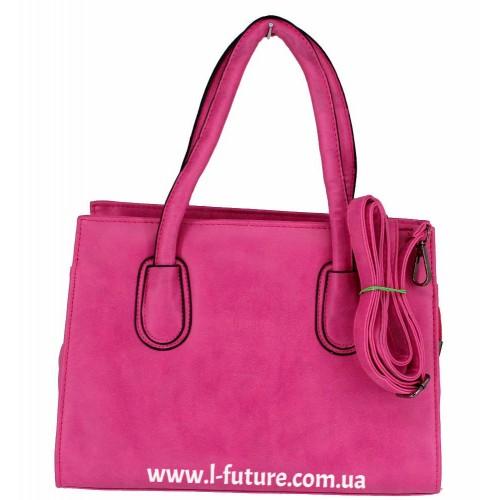 Женская сумка арт. 087 Цвет Розовый