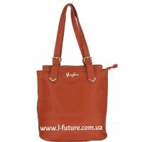 Женская сумка арт.9506 Цвет Рыжий