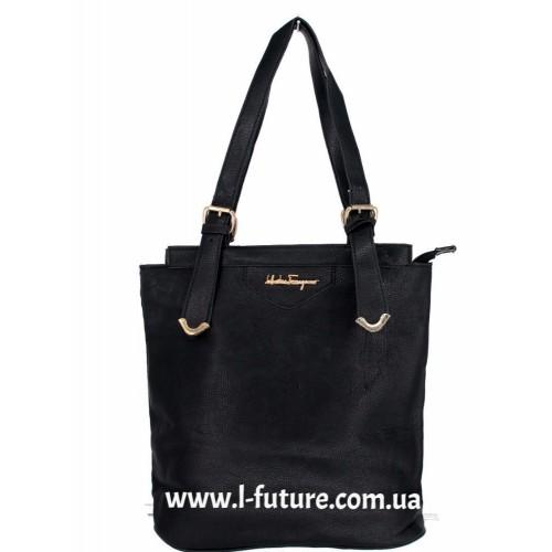 Женская сумка арт.9506 Цвет Чёрный