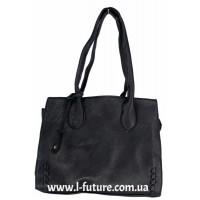 Женская сумка Арт.5814 Цвет Чёрный