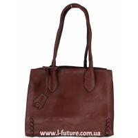 Женская сумка Арт.5814 Цвет Коричневый