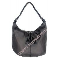 Женская сумка Арт. F-68505  Цвет Чёрный