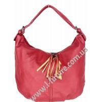 Женская сумка Арт. F-68505  Цвет Красный