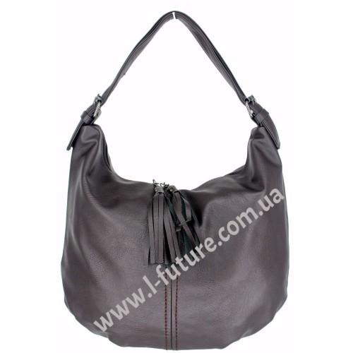 Женская сумка Арт. F-68505  Цвет Коричневый