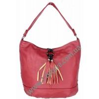 Женская сумка Арт. F-68583  Цвет Красный