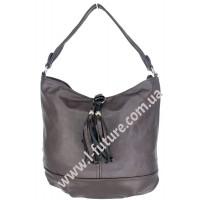 Женская сумка Арт. F-68583  Цвет Коричневый
