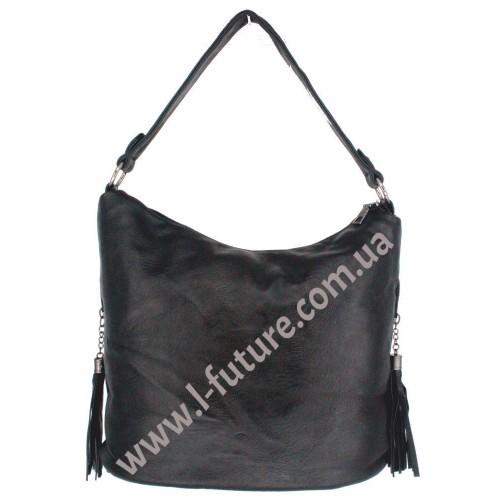 Женская сумка Арт. F-7317  Цвет Чёрный