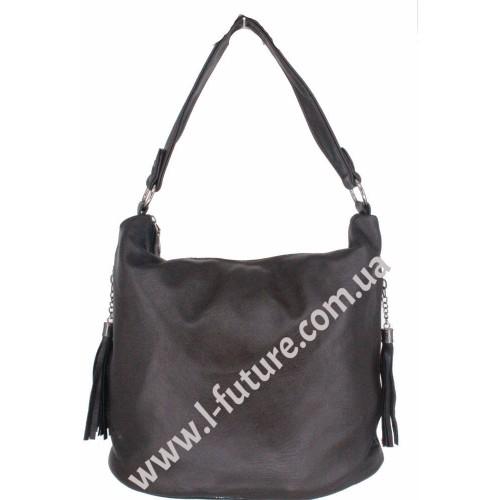 Женская сумка Арт. F-7317  Цвет Коричневый