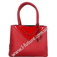Женская Сумка Арт. F-68715  Цвет Красный