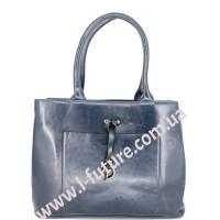 Женская Сумка Арт. F-68722-1  Цвет Синий