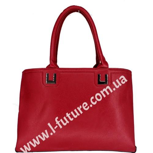 Женская Сумка Арт. F-68726  Цвет Красный