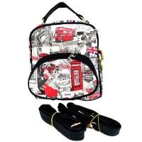 Женская сумка-рюкзак Арт. 180  Цвет 9