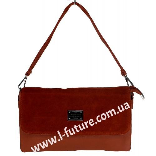 Женский Клатч  Арт. 8330-1  Цвет Рыжий
