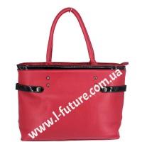 Женская Сумка Арт. F-68742  Цвет Красный